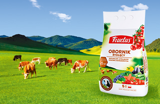 New! Fructus cattle manure