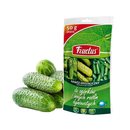 Fructus do ogórków i innych roślin dyniowatych | 350g |
