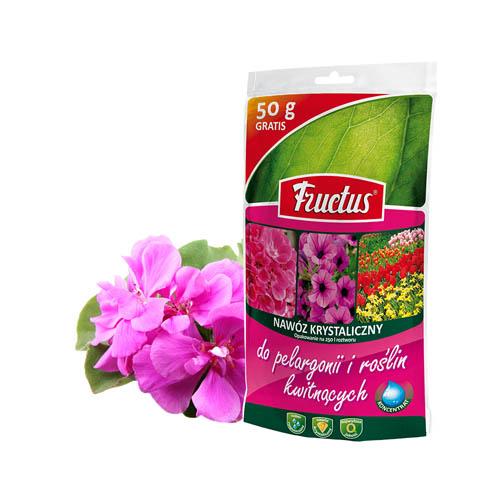 Fructus do pelargonii i roślin kwitnących | 250g |