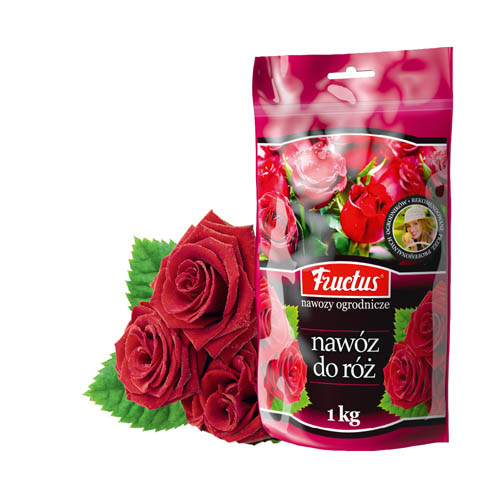 Fructus nawóz do róż | 1kg |