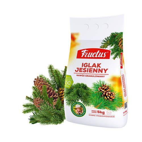 Fructus IGLAK JESIENNY | 5kg | 10kg |
