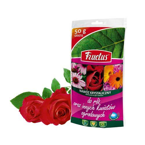 Fructus do róż oraz innych kwiatów ogrodowych | 350g |