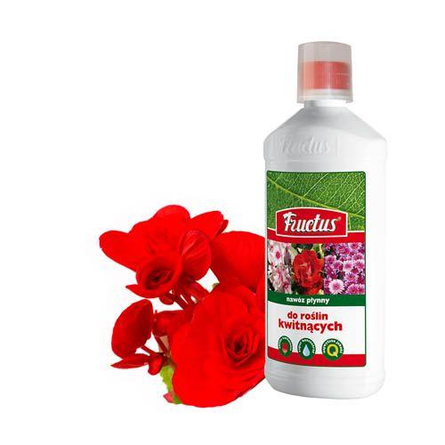 Fructus do roślin kwitnących | 0,5 l | 1l |
