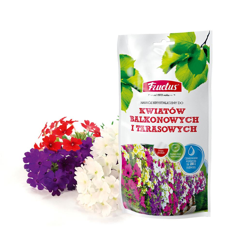 Fructus do kwiatów balkonowych i tarasowych
