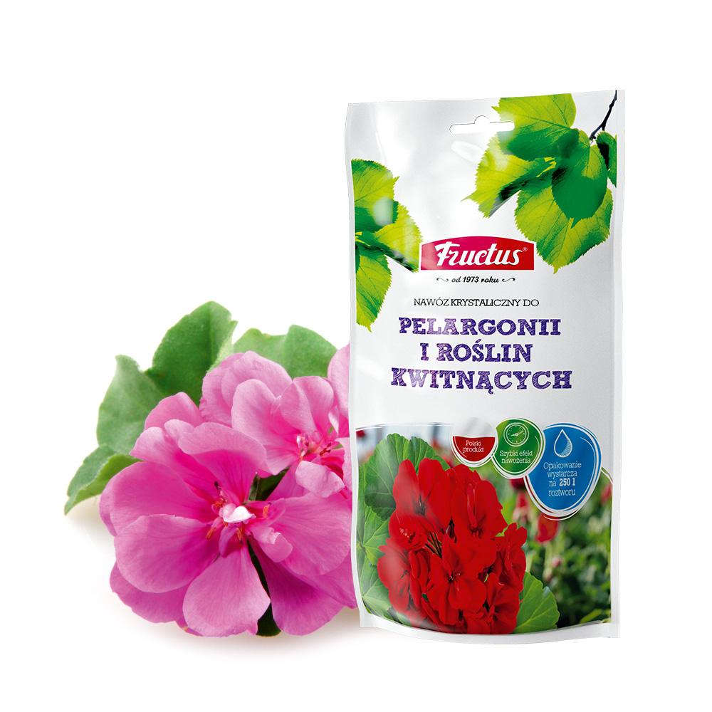 Fructus do pelargonii i roślin kwitnących