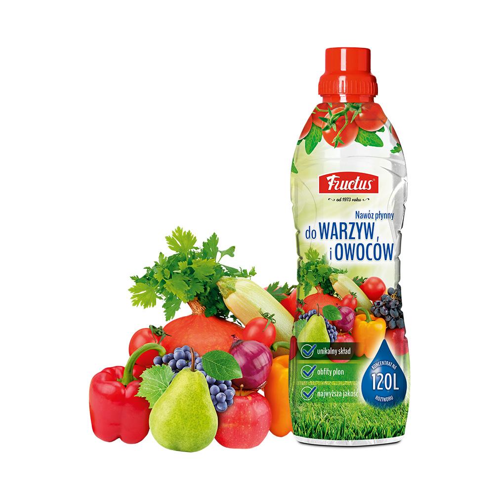 Fructus do warzyw i owoców