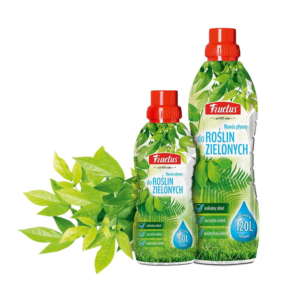 Fructus do roślin zielonych