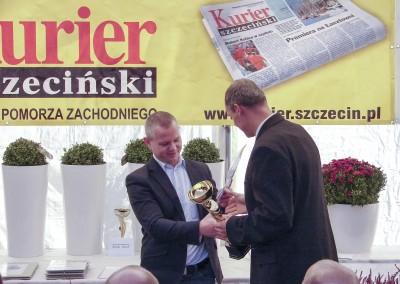 Die Marke Szczecin – ganz in Blumen