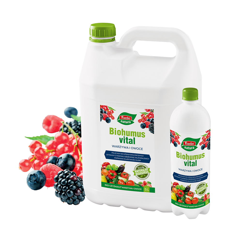 Biohumus Warzywa i owoce